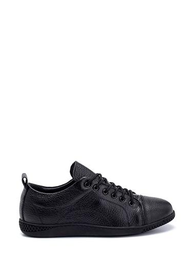 Derimod Kadın Ayakkabı(21342) Casual Siyah